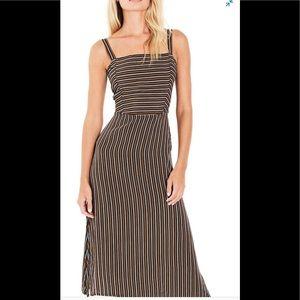 Faithful the Brand midi dress.